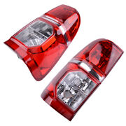 1 Pair Tail Rear Brake Light Lamp Accessories Fit For Toyota Hilux 2005-2015