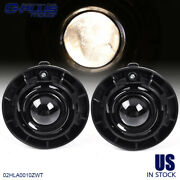 Pair Left And Right Fog Lights Lamps Fit For Buick Chevy Pontiac Cobalt