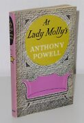 Rare Unc. Proof 1st Print At Lady Molly's Anthony Powell Heinemann 1957 Uk P/b