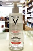 Vichy Purete Thermale Eau Micellar Minerale Water Cleansing Water Makeup Remover