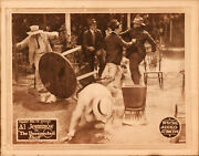 The Unexpected Shot Original Us Lobby Card 1919 Ultra Rare Find