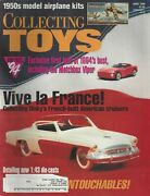 Collecting Toys Apr 1994 1950s Model Airplane Kits / Matchbox Viper A285