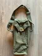 Belgian Army M51 Gas Mask Complete And Unopened