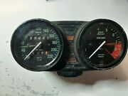 Bmw Airhead Gauge Cluster Set R60/7 75/7 80/7 100/7 100s 100rt 10/77 To 9/80