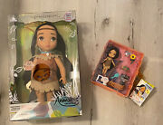 Nwt Disney Pocahontas Animators Collection Special Edition Doll And Mini Doll Set