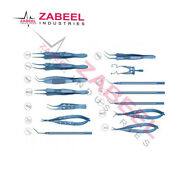 Titanium Phaco Set Ophthalmic Eye Health Care Instruments By Zabeel Industries