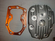Cylinder Head And Gasket Fits- Cruzzer, New Whizzer And Motorbike