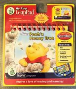 My First Leap Pad Disney's Pooh's Honey Tree Preschool Reading For Leap Frog New
