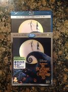The Nightmare Before Christmas 3dblu-ray/dvd,2011,3-disc+digitalnew Authentic