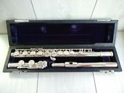 Flute Trevor J.james Completely Ready For Use Great Condition Fast Shipping