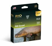 New Elite Rio Grand Wf-6-f 6 Weight Forward Floating Fly Line With Slickcast