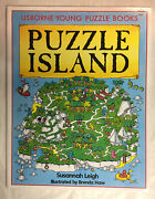 Puzzle Island Usborne Young Puzzles By Susannah Leigh 1990-11-30