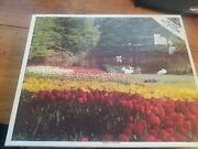 Vintage Whitman Jigsaw Puzzle 1200 Pieces Garden In Holland Brand New