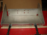Commercial Truck Aluminum Battery Cover Lid A06-45450-000a With Straps 28-3/4
