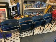 1909-1969 Pittsburgh Pirates Steelers Pitt Forbes Field 4 Seat Section Seats Bl