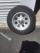 """Wheels And New Tires 17x8"""" Ford 350 Heavy Duty Or Like"""