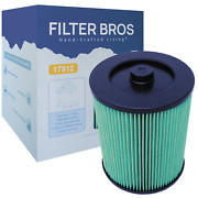 Craftsman Compatible 17912 Hepa Material Replacement Filter For Wet/dry Shop Vac