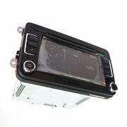 Rcd510 Radio Stereo Cd Player Usb Aux Rvc Rear View Camera With Code For Tiguan