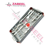 Orthopedic Set With Case Box Surgical By Zabeel Industries