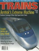 Trains May 1999 Dispatching Goes Back To The Future/ White Pass And Yukon A165