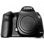Canon 5d Mark3 Used Digital Camera Number Of Shutters 50000