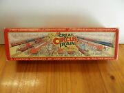 Train Miniature Walthers The Great Circus Flat Cars Boite 2 Wagons