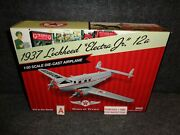 24 Wings Of Texaco 1937 Lockheed 12a Electra Jr Airplane Regular Edition New A