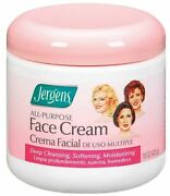 Jergens All Purpose Face Cream 15 Oz Deep Cleansing And Moisturizing - Your Choice
