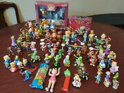 Huge Lot Of Rare Muppets Figures Complete Sets - 80+ Items - Muppet Show Movies
