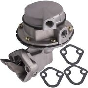 Mechanical Fuel Pump For Gm 5.0 5.7 350 Small Block Engines 861678a1 W/gasket