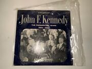 John F Kennedy The Presidential Years 1960-1963 Lp Record Documentary 1964