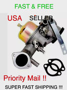 12 Hp Only 281707 4910261 252707 Andmdash Not For 11 Hp Briggs Stratton Carb Carburetor