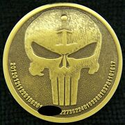 Joint Special Operations Command Jsoc Ussocom Cia Task Force Challenge Coin Rare