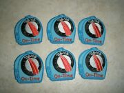 Lot Of 6 Cub Boy Girl Scout Fun Badge Patches On Time 08 09 Timer