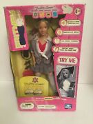 Britney Spears Yaboom Singing Doll Baby One More Time Rare School Girl Outfit