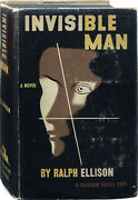 Ralph Ellison / Invisible Man First Edition 1952