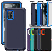 For Samsung Galaxy A71 5g A51 Phone Case Heavy Duty Shockproof Rugged Hard Cover