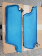 1968 Dodge Charger Sun Visor Set 1968 Plymouth Gtx Left Right Oem Nice Use As Is