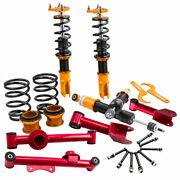 Racing Coilovers Kits For Ford Mustang 4th 94-04 Adj. Height + Control Arm