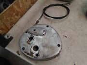 Greeves 250 Mx Challenger 24mx6 Engine Clutch Cover 1968 Wd Rb-82