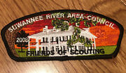 Rare Suwannee River Area Council Srac Bsa Friends Of Scouting Patch 2008