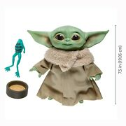 Star Wars Talking Mandalorian The Child Plush Baby Yoda Sounds And Accessories