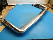 1961 62 63 Ford Thunderbird Front Bumper Grille Guard Center Chrome Bar Oem