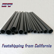 3k Carbon Fiber Tube Od 40mm 42mm 44mm 45mm 46mm 48mm 50mm 60mm X1000mm Wrapped