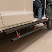 Aries Actiontrac 79 Powered Running Board Kit For Ford Ranger 2019 Crew Cab