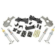 Belltech Lowering Kit For 2019-20 Silv/sierra 1500, All Cabs W/ Sp Suspension