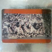 1968-69 Ny Jets Super Bowl Champs 1960's-70's Sports Illustrated 35 Mm Negative