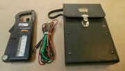 Universal Enterprises Clamp-on Multimeter Mcp8 With Probes And Case