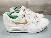 Nike Air Max 1 Lunar New Year Qs Year Of The Horse 649458 001 Size 9 Women