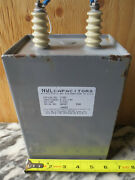 Capacitor 6mfd-8000vdcw High Voltage Oil Filled No Pcb